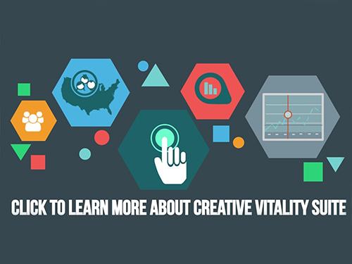 Learn More About Creative Vitality Suite