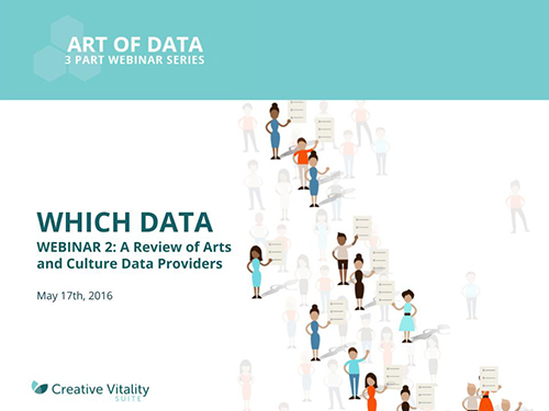 Which Data? | Art of Data – Webinar 1