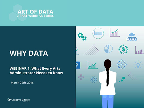 Why Data? | Art of Data – Webinar 2