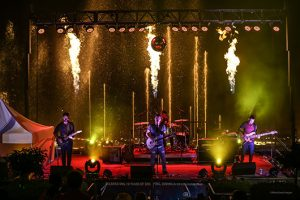Concert and Fire Show in Branson, MO