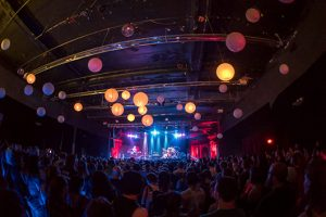Ballroom concert in Kingston, New York