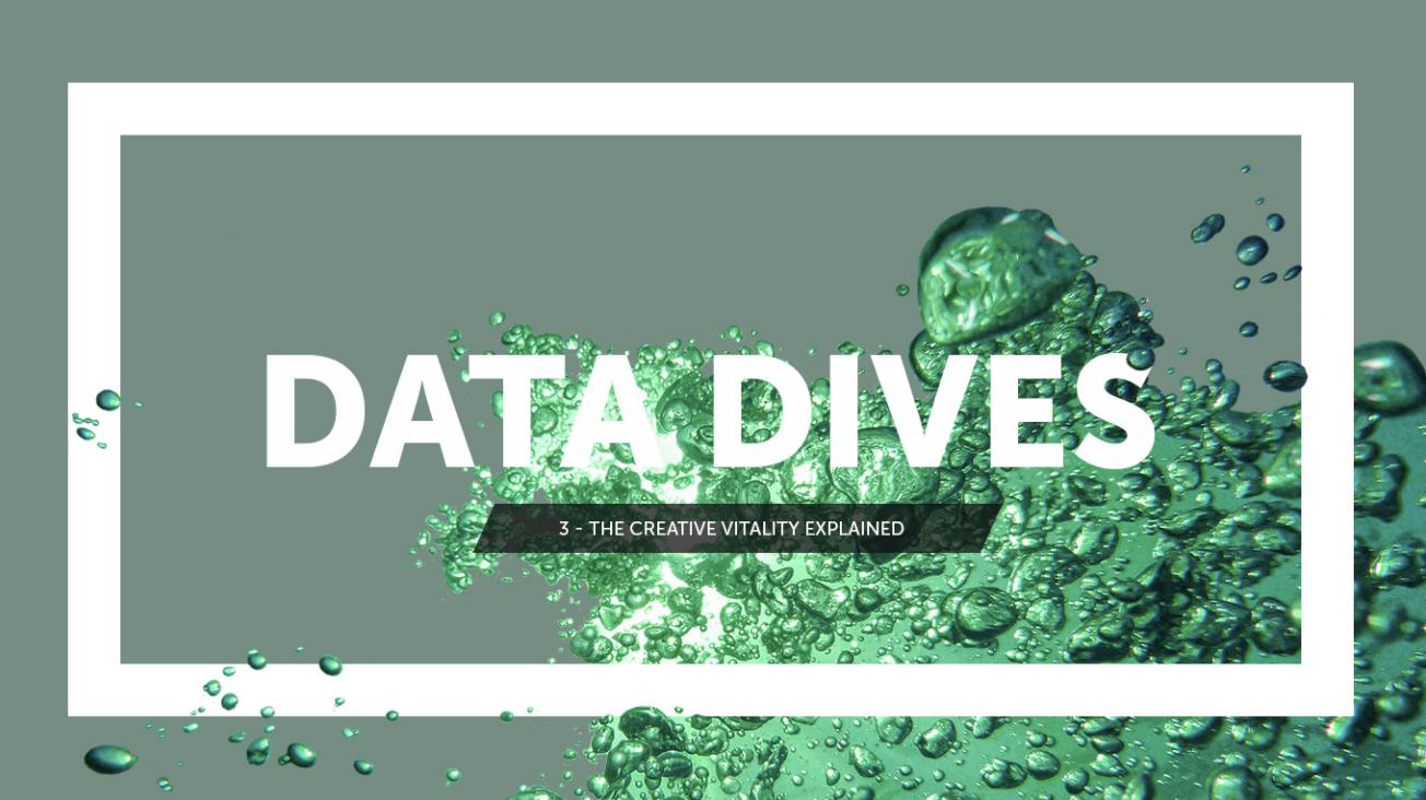 CVSuite Data Dives: The Creative Vitality Index Explained