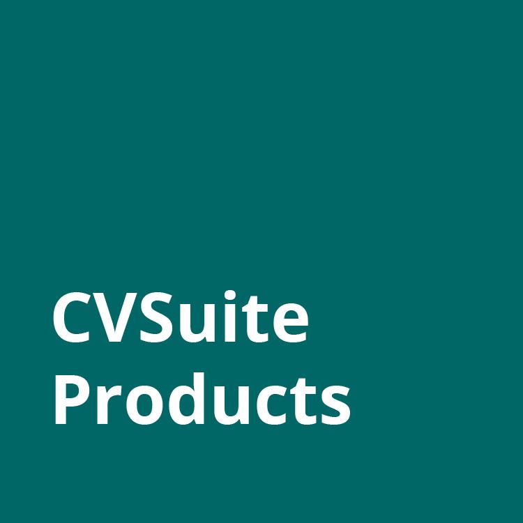 CVSuite Products