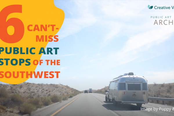 6 Can't Miss Public Art Stops of the Southwest Featured Image