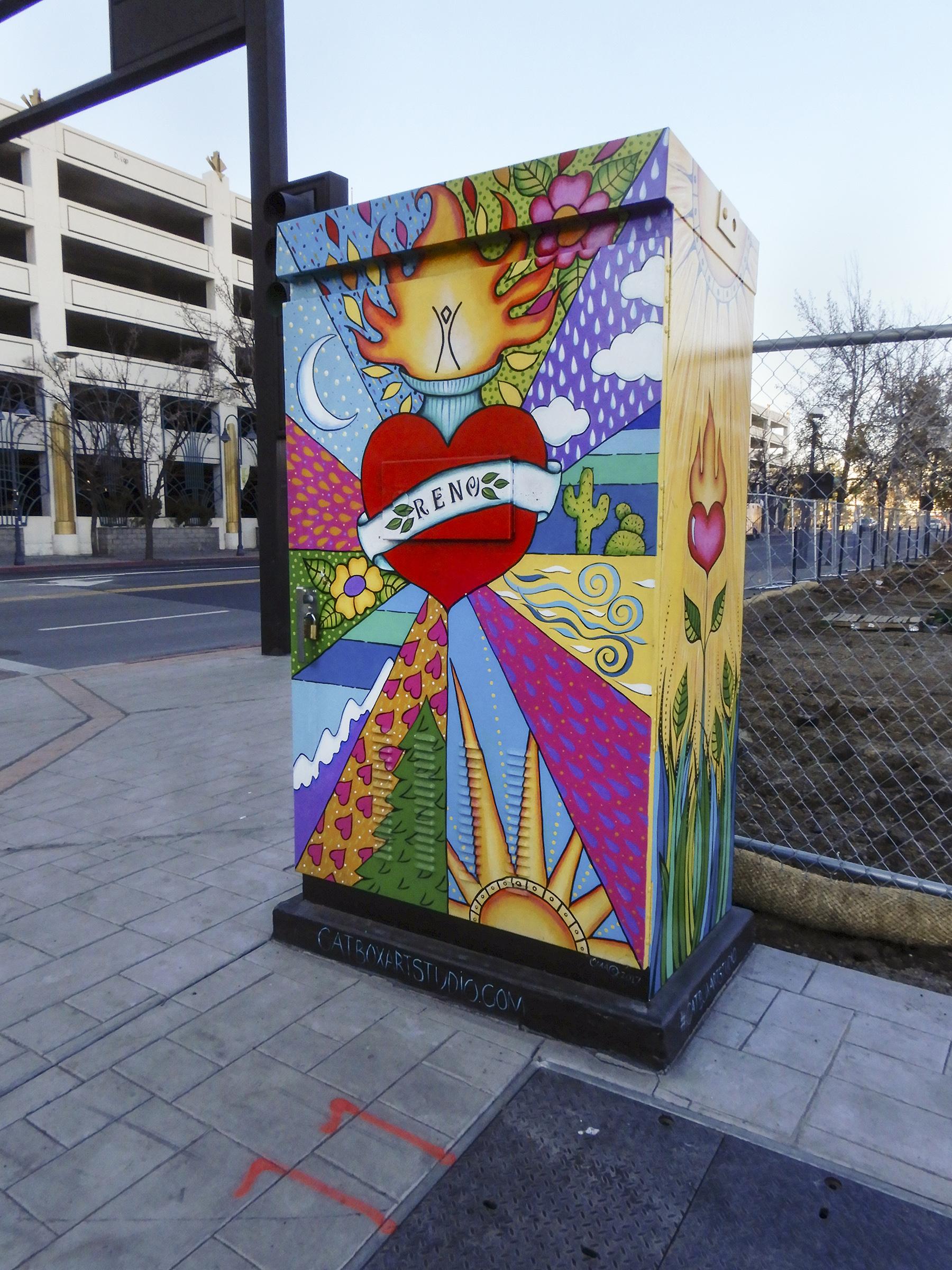 Reno Public Art